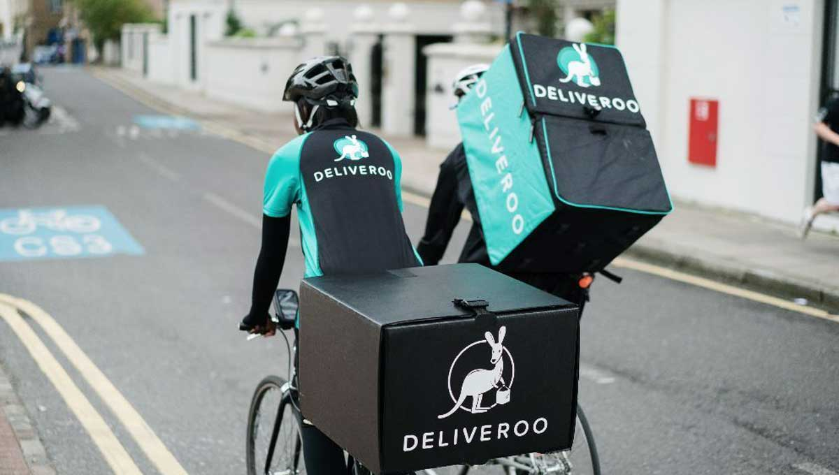 Deliveroo analyse pestel