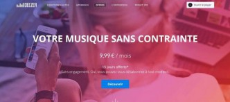 Streaming musical : Deezer entre en Bourse !